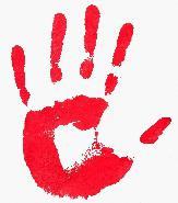 Red Hand Day Grafik